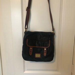 Fossil Long live vintage 1954 crossbody bag